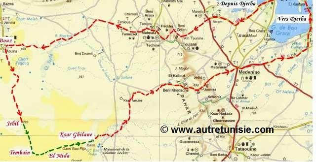 Tour along the Caravan Trail – Camel trek