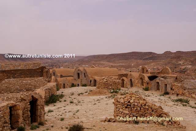 On the Berber Tracks