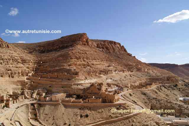 Chenini and Berber Villages tour – 1 day