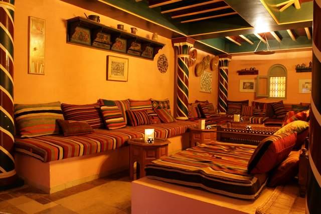 Radisson Blu Ulysse Djerba - Salon de l'hôtel