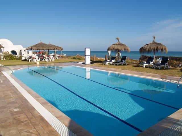 Piscine hôtel Villa Azur