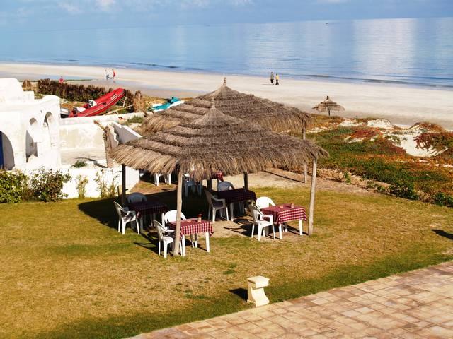 Barbecue hôtel Villa Azur