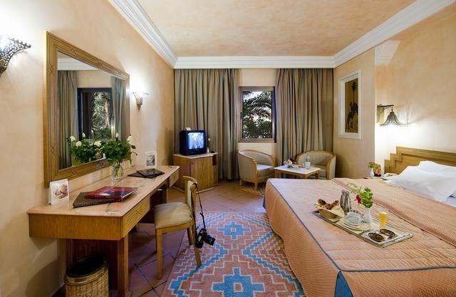 Palm Beach Palace Tozeur - Chambre double