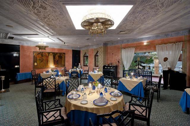 Palm Beach Palace Tozeur - Restaurant