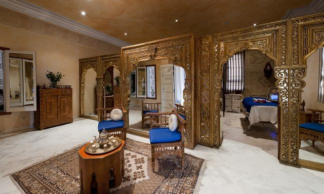 Palm Beach Palace Tozeur - Salon maure