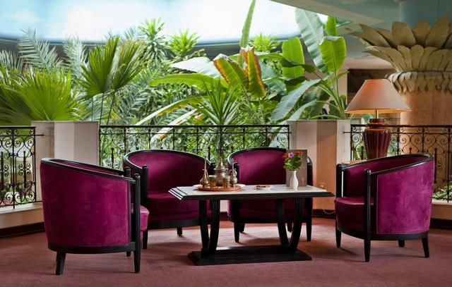 Palm Beach Palace Tozeur - Salon