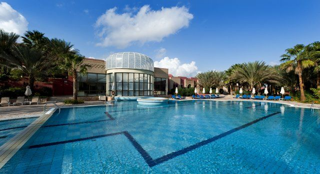 Palm Beach Palace Tozeur - Swimming pool