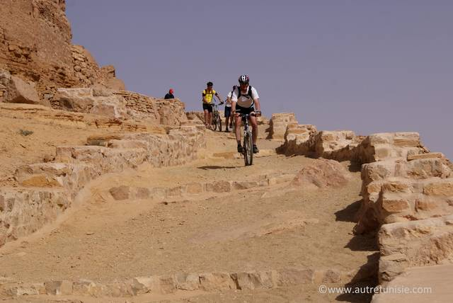 Circuit VTT : le massif du Dahar