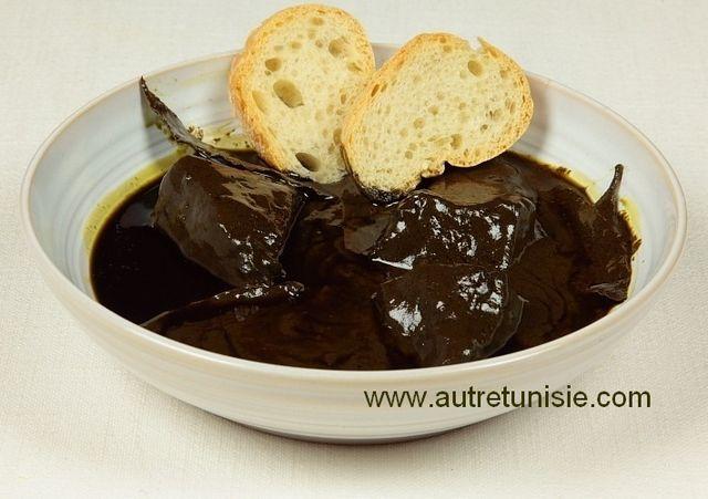 La mloukhia plat typique de tunisie recette et tradition autre tunisie - Cuisine tunisienne mloukhia ...