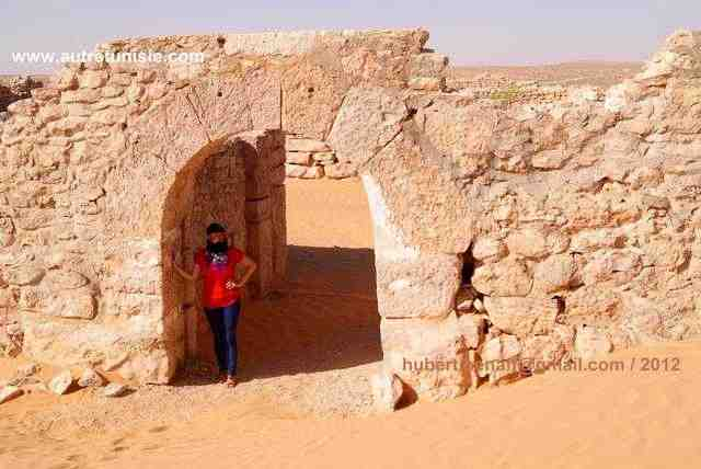 Excursion Ksar Ghilane Oasis – 2 jours