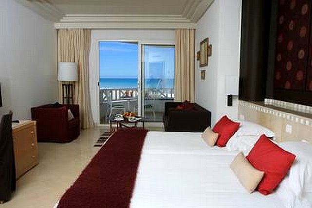 Radisson Blu Palace Djerba -chambre Grenat