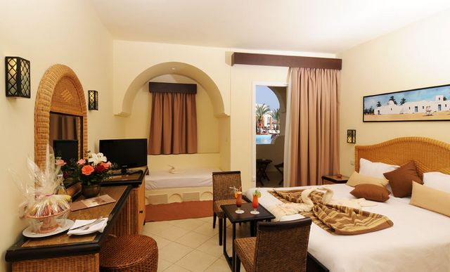 Hôtel Green Palm chambre double