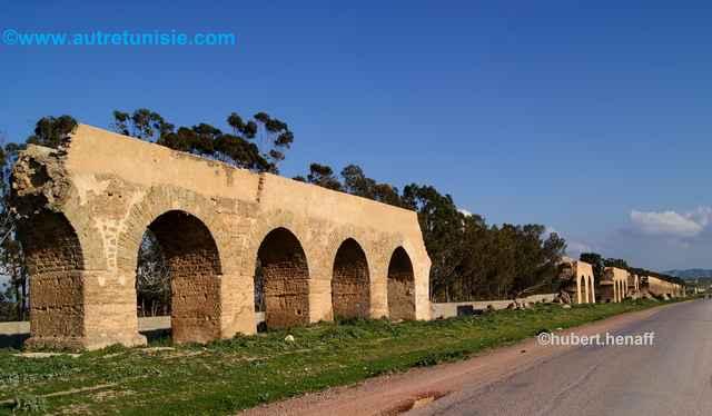 Excursion Zaghouan et Zriba – 1 jour