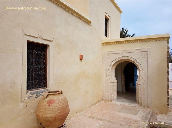 Autre Tunisie - Dar Sema Djerba, Houch d'hôtes