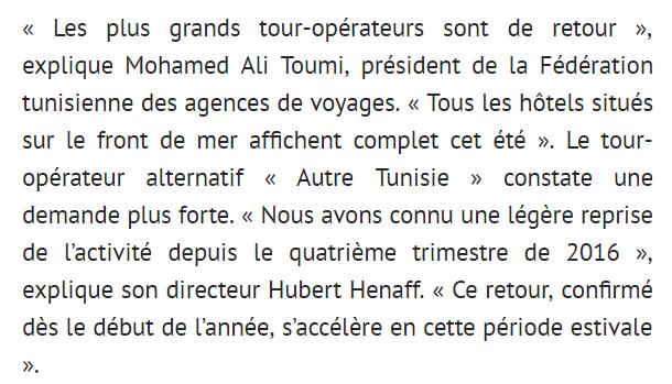Extrait Presse : African Manager cite Autre Tunisie