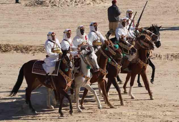 Festival de Douz et Réveillon dans le désert du Sahara – 3j