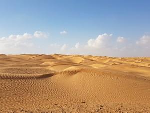Excursion fantastique désert tunisien – Avril 2018