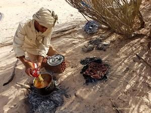Bivouac dans le désert tunisien – Septembre 2018