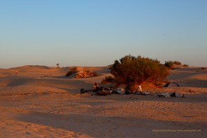 Excursion privative bivouac – Mai 2019