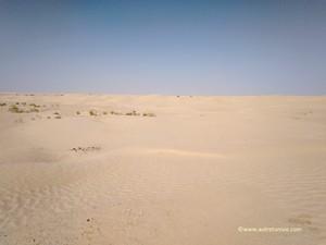 Désert blanc et traversée du Sahara – Septembre 2019
