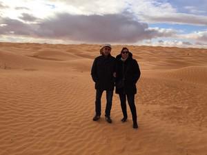 Réveillon magique dans le désert – Décembre 2019