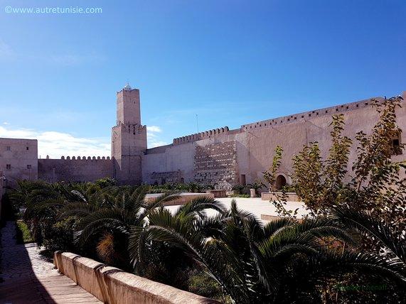 Tour d'un ancien phare arabe à Sousse